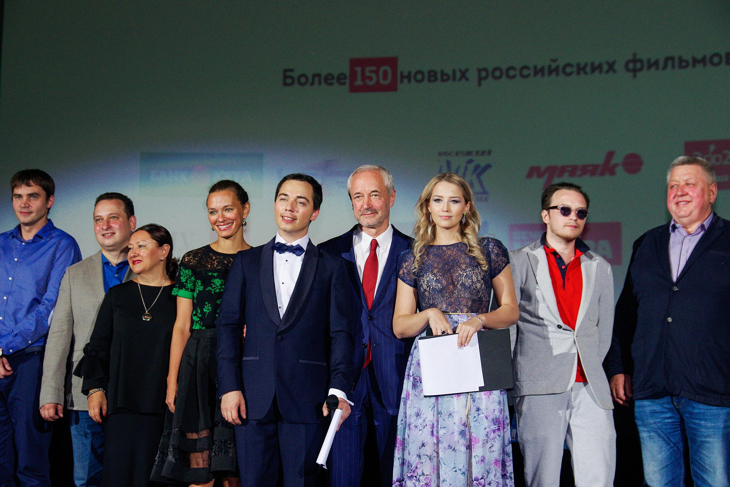 В День города в Москве покажут лучшие новинки российского кино