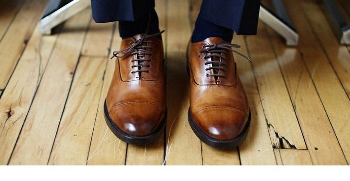 Как носить классическую обувь?