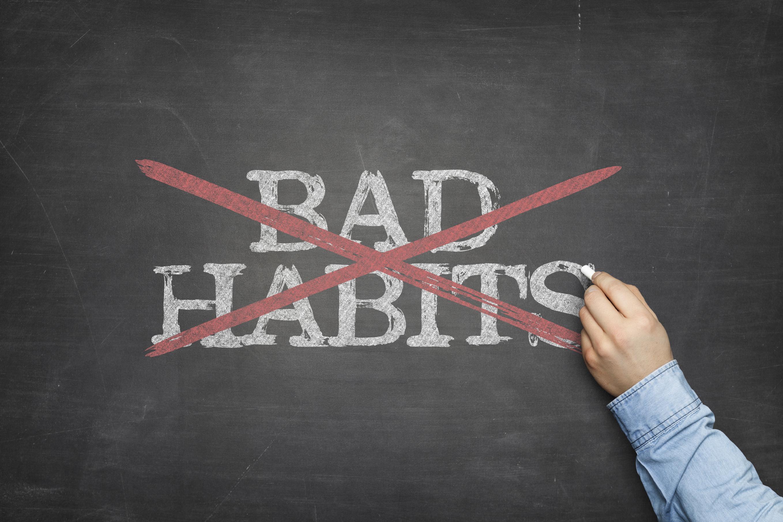 Как заменить плохие привычки хорошими