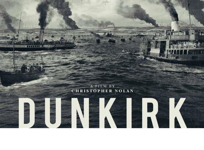 #BREAKING: Трейлер «Дюнкерка» Кристофера Нолана!