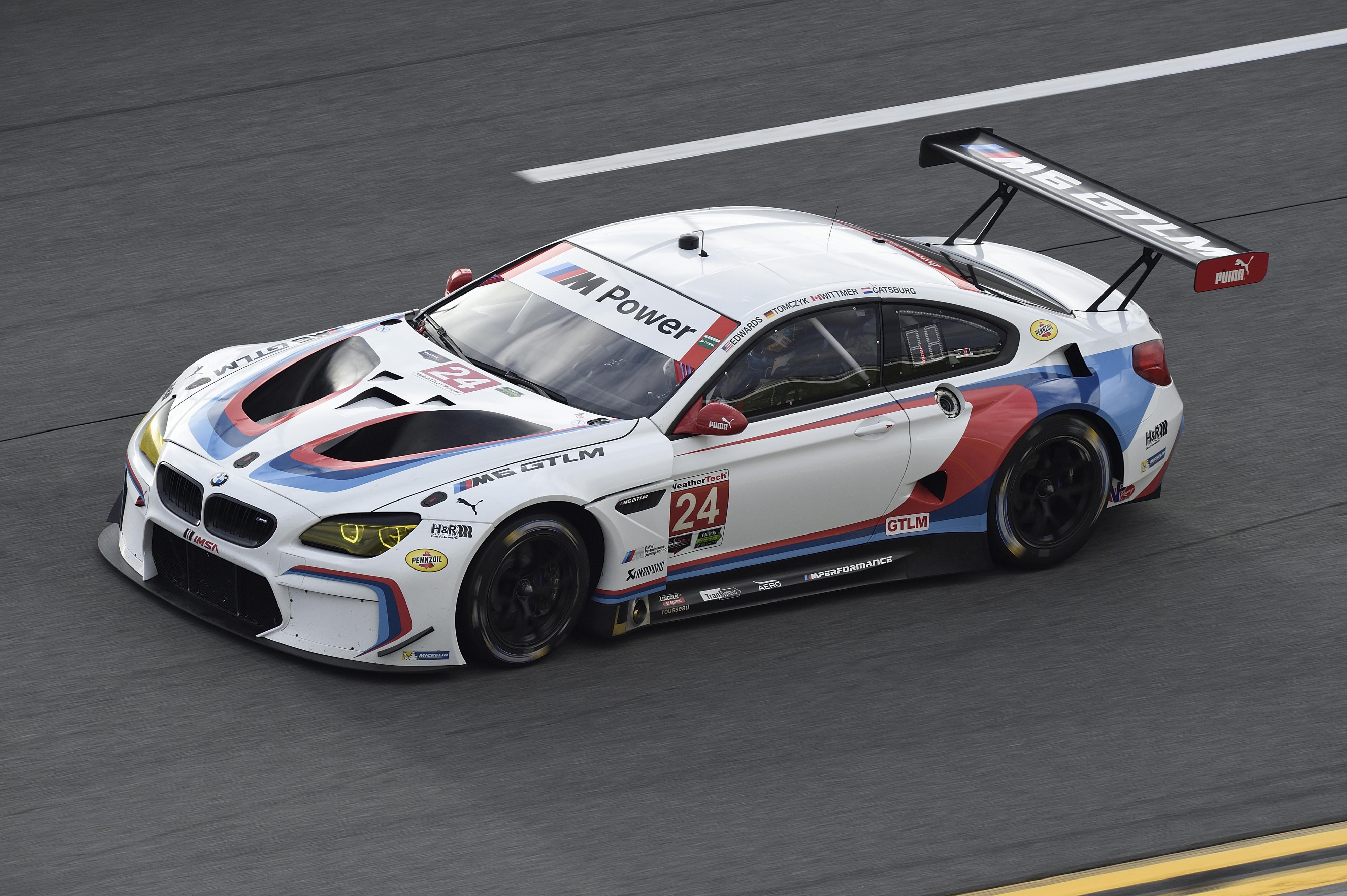 Девятнадцатый арт-кар BMW занял восьмое место в гонке «24 часа Дайтоны»