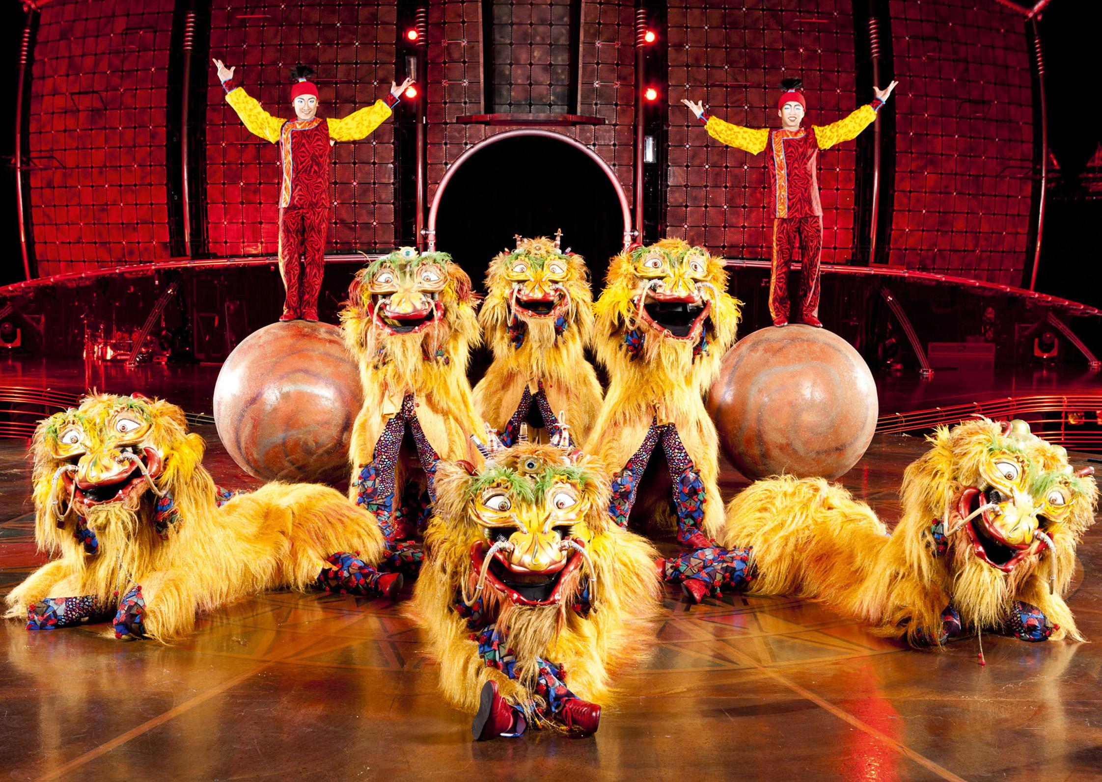 Императорский Пекинский цирк в Москве