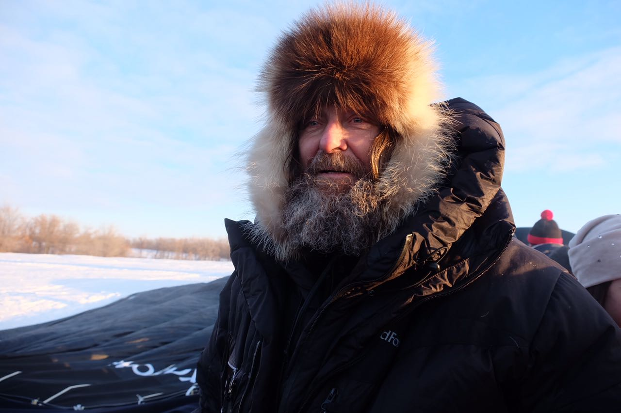 Федор Конюхов: три рекорда