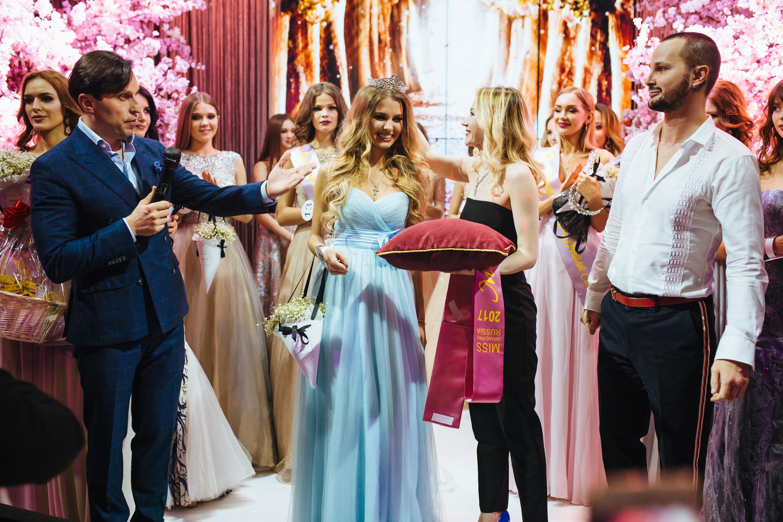 Финал федерального конкурса красоты «Мисс журнала Cetrе́»
