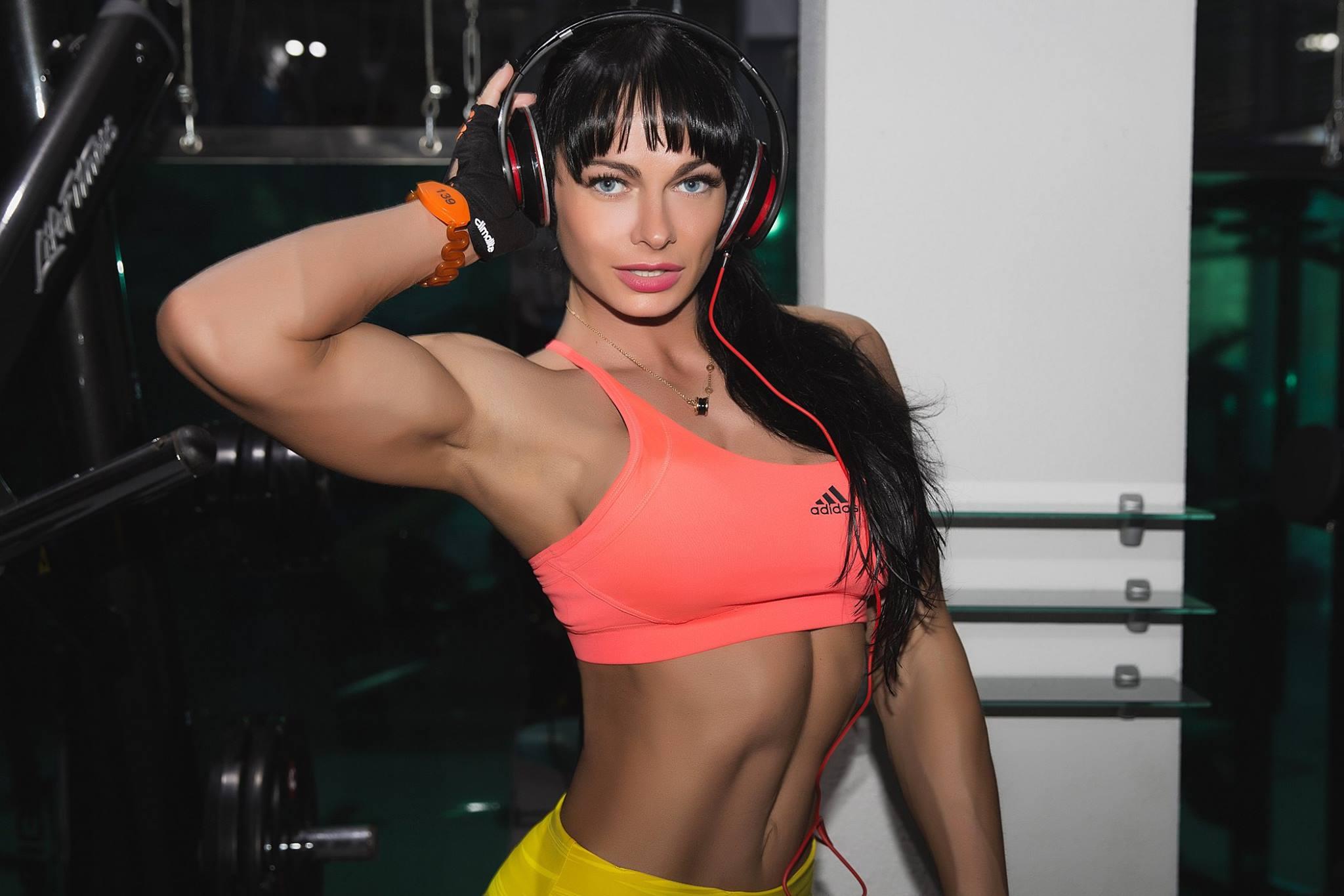 «Только фитнес смог меня приструнить», – Мария Кузьмина